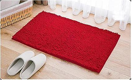 Paracity antiscivolo tappetino da bagno 45*70 cm morbido tappeto ...