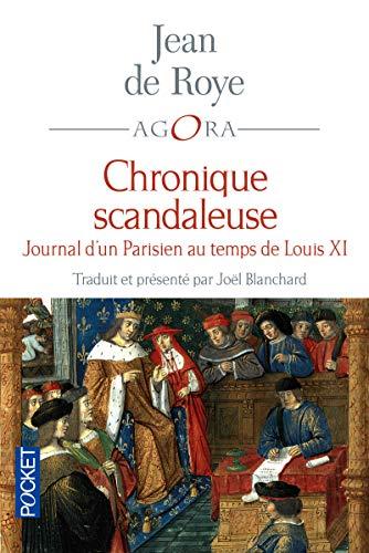 Chronique scandaleuse par Jean de ROYE