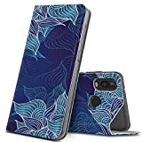 Geemai BQ Aquaris X2 Case, BQ Aquaris X2 Cover [Card