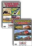 Taconite Trains of Minnesota - 2 DVD Set by Cyprus Northshore Mining Railroad