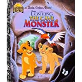 The Cave Monster (Little Golden Book) by Justine Korman (1996-02-05)