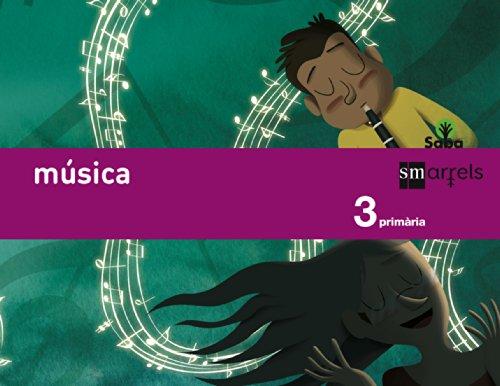 Música. 3 Primària. Saba - 9788467570748