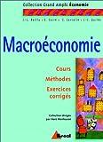 Macroéconomie. Cours, méthodes, exercices corrigés