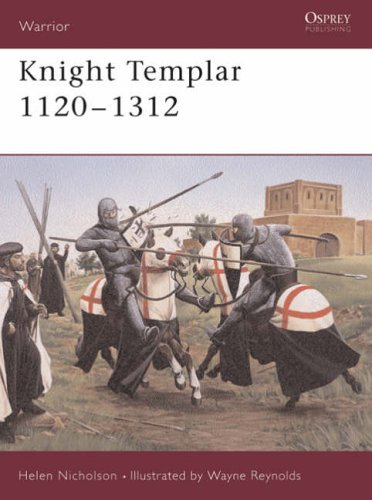 Knight Templar 1120-1312 Cover Image