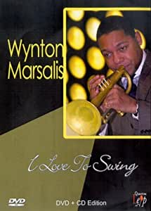 Wynton Marsalis - I Love To Swing [DVD]