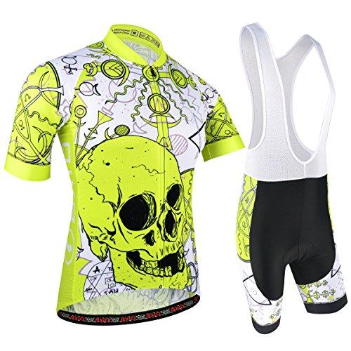 BXIO Maillot Ciclismo Hombre