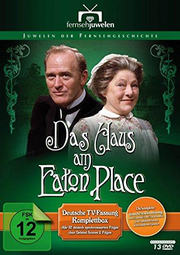 Bild von Das Haus am Eaton Place - Deutsche Fernsehfassung Komplettbox (Alle 52 dt. sync. Folgen) [13 DVDs]