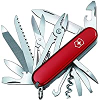 Victorinox - 1.3773 - Couteau 15 P - Mixte Adulte - Rouge