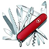 Victorinox 1.3773 Army Knife Handyman Red