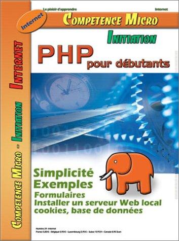 PHP pour débutants par Johann Christian Hancke