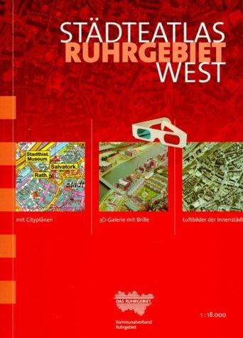 Städteatlas Ruhrgebiet: Teilatlas West
