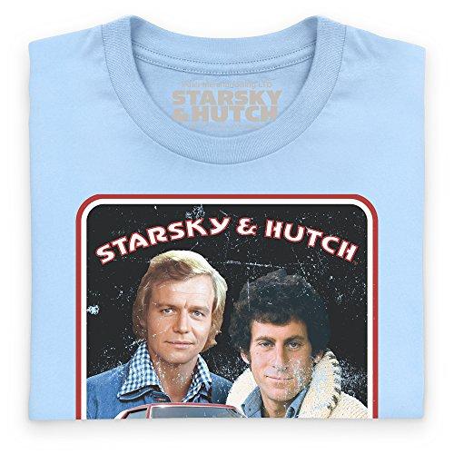 Official Starsky And Hutch Retro Box, Herren Himmelblau