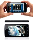 Dell Streak 5 Smartphone (12,7 cm (5 Zoll) Display, Touchscreen, 5 Megapixel Kamera, Android 1.6)
