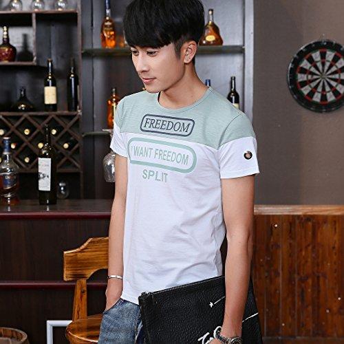 MTTROLI Herren T-Shirt Grün