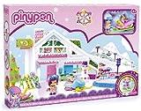 Famosa 700009684 Pinypon - Casa en la nieve