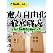 imasarakikenai dennryokujiyuuka tetteikaisetu (Japanese Edition)