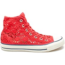converse rosse donna 39