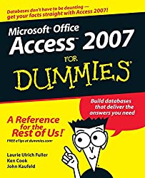 Access 2007 For Dummies