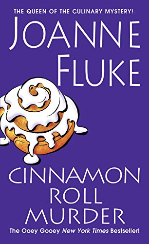 Cinnamon Roll Murder (Hannah Swensen series)