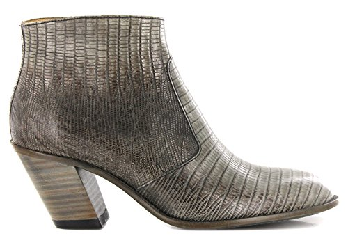 FREE LANCE DEMY 7 ZIP BOOT - Bottines / Boots - Femme Gris c