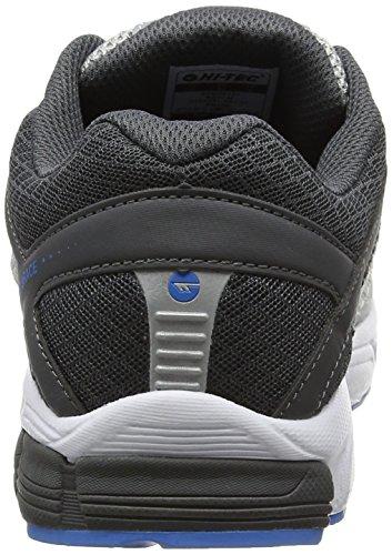 Hi-tec R200, Herren Outdoor Fitnessschuhe Grey (Grey/Graphite/Blue)