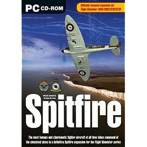 Flight Simulator 2004 – Spitfire