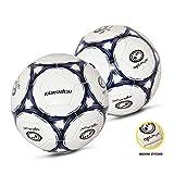 Optimum Classico Football, Black/Blue - Size 5