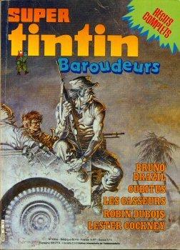 Tintin Super n° 23 - Baroudeurs