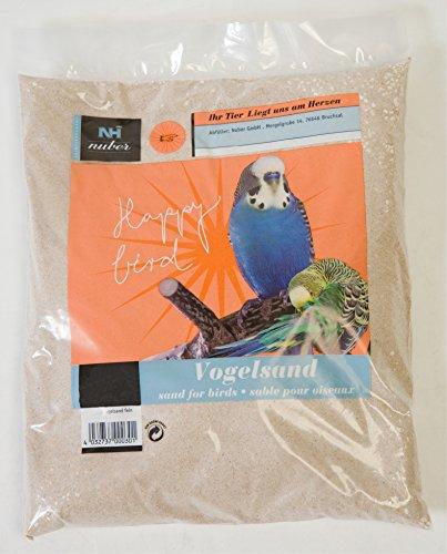 25 kg Vogelsand fein mit Kalk und Anis