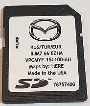 SD Karte 2019 - Mazda Connect (Q4.2017) - BJM766EZ1LM
