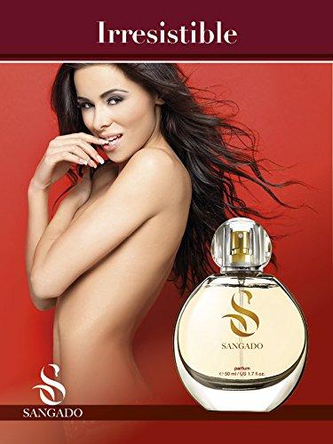 Sangado Irresistible Perfume para mujer en spray, 50ml