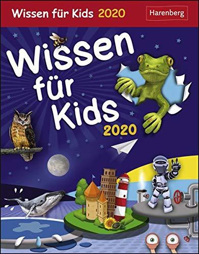 Wissen für Kids 2020 12,5x16cm
