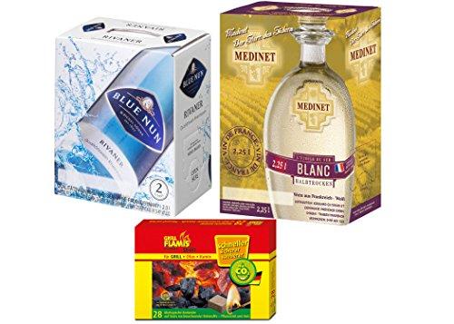 Medinet-Blue Nun Weißweinpaket