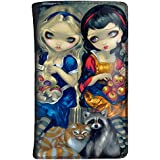 Alice & Snow White Strangeling bolso por Jasmine Becket-Griffith