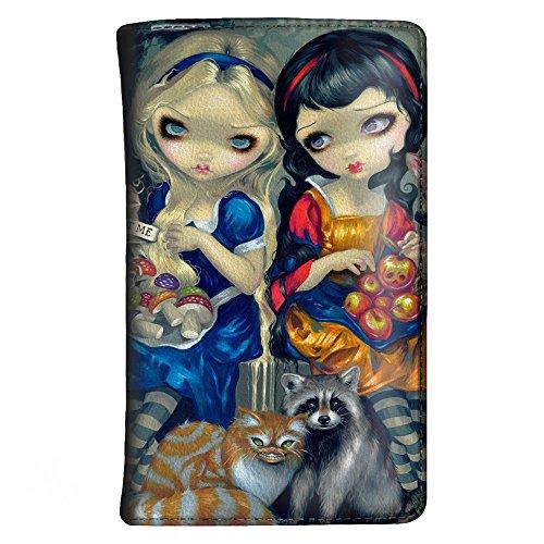 Alice & Snow White Jasmine Becket Geldbörse von Jasmine (Snow White Geldbörse)