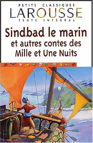 Sindbad le marin et autres contes des Mille et Une Nuits par houda Ayoub