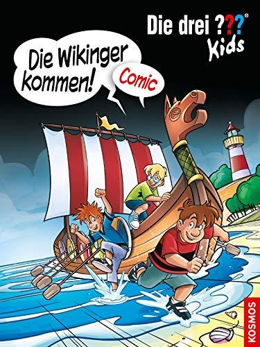 Die drei ??? Kids, Die Wikinger kommen! (drei Fragezeichen Kids): Comic