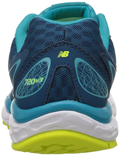 New Balance Women's 720v3 Running Shoe Blue/Yellow