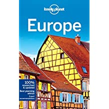 Lonely Planet Europe (Travel Guide) by Lonely Planet (2015-10-20)