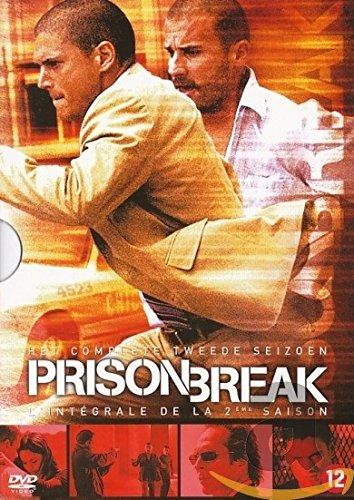 Dvd Prison Break - Season 2 - 6 Disc
