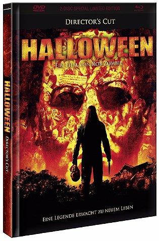 Halloween - UNCUT Mediabook (DVD+Blu-Ray)