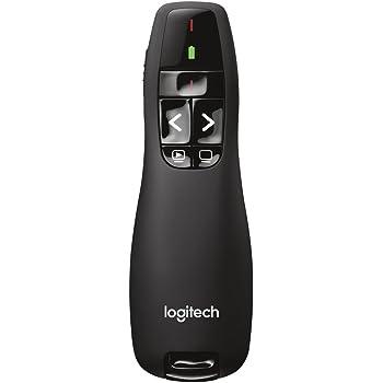 Logitech Wireless presenter R400 (Black)