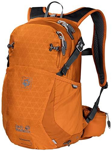Jack Wolfskin Moab Jam 18 Backpack orange Grid 2019 Rucksack