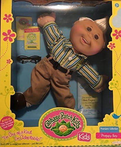 Cabbage Patch Kids Kids Kids Doll - Blonde Hair - Preppy Boy | Moda Attraente  | Commercio All'ingrosso  b97b3e