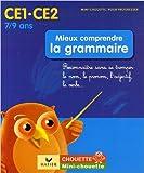 Telecharger Livres Mieux comprendre la grammaire CE1 CE2 Reconnaitre sans se tromper le nom le pronom l adjectif le verbe de Lou Lecacheur 30 mars 2006 (PDF,EPUB,MOBI) gratuits en Francaise