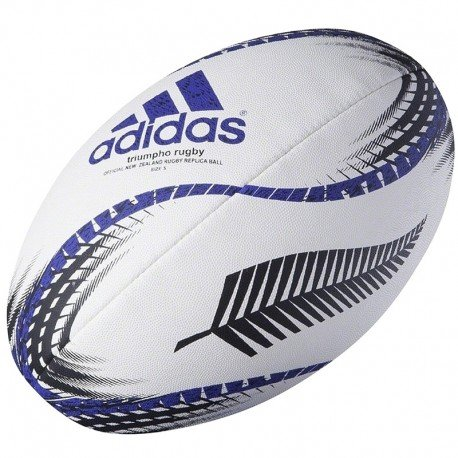 All Blacks Nlle Zélande 2014/15 - Ballon d'Entraînement de Rugby