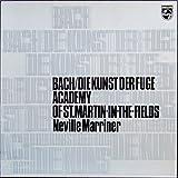 Bach: Die Kunst der Fuge (Ausgabe für 2 Violinen, Viola, Violoncello, Violone, 2 Oboen, Englischhorn, Fagott, Orgel und 2 Cembali) [Vinyl Schallplatte] [2 LP Box-Set]