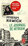 Le journal de Myriam par Lobjois