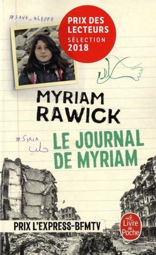 Le journal de Myriam par Myriam Rawick