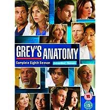 Anatomía De Grey - Temporada 8